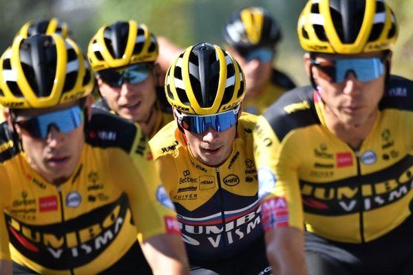 """Le départ du Tour de France se fera en """"quasi huis-clos"""" samedi à Nice."""