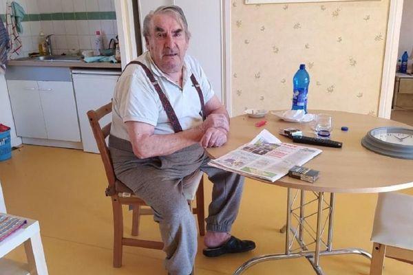 L'ancien champion Raphaël Geminiani nous livre son regard sur la crise sanitaire du Coronavirus COVID 19 depuis sa maison de retraite du Puy-de-Dôme.