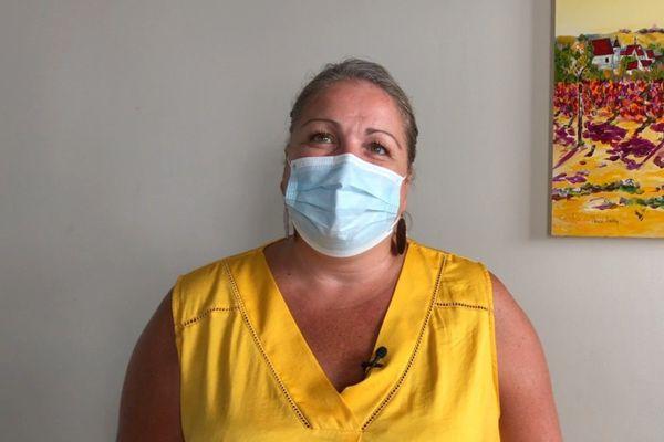 Anne-Laura Moser passera deux semaines en Guyane.