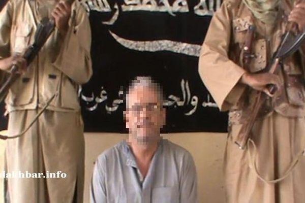 Gilberto Rodrigues - otage lozérien retenu au Mali - 26 novembre 2012.