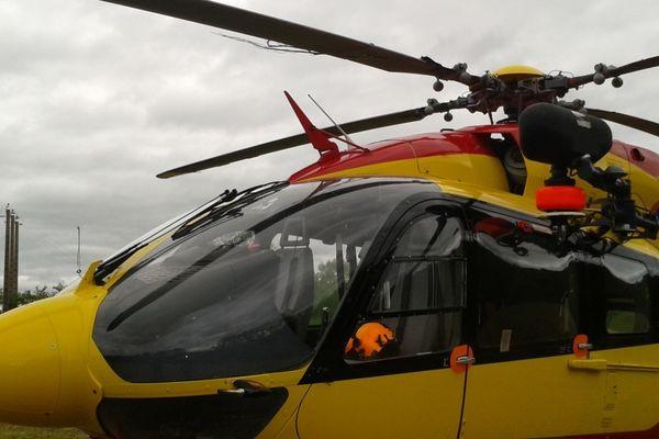 Aprés la noyade d'un touriste dans son kayak, la commune de Cerzat en Haute-Loire a évité de justesse un second drame avec l'atterrissage forcé de l'hélicoptère de secours. Les pales de l'appareil ont coupé trois lignes de 20 000 volts.