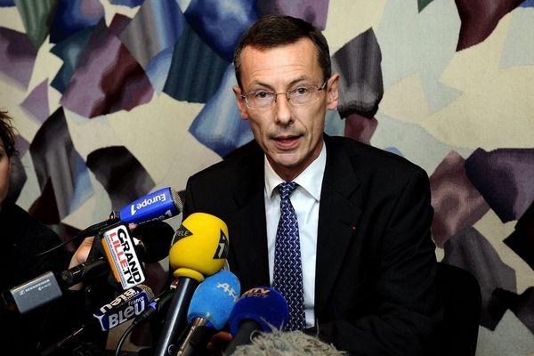 Frédéric Fèvre, procureur de Lille (juin 2012).