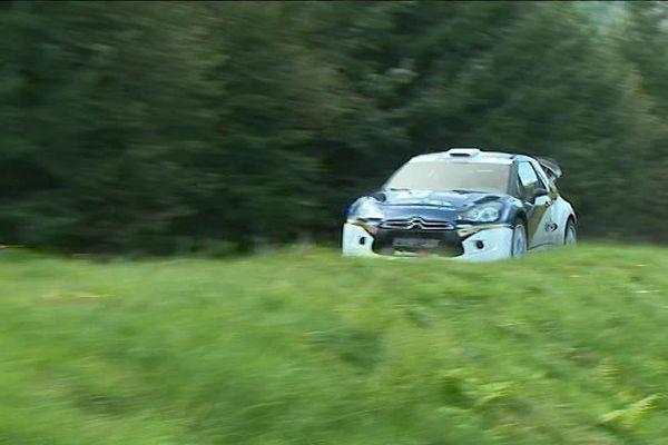 La 32ème édition du Rallye Vosgien