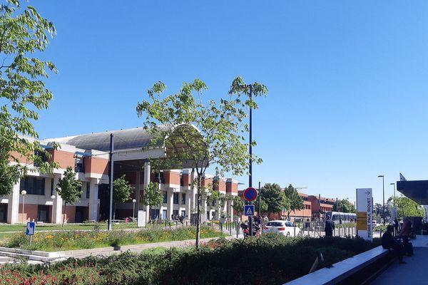 Hôpital Purpan, CHU de Toulouse.