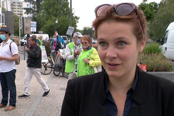 Léonore Moncond'huy va devenir la première femme, écologiste, maire de Poitiers