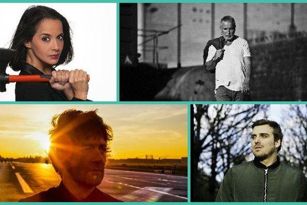 Bernard Lavilliers, Feder, General Elektriks, Sophia Aram ou Ben l'Oncle Soul.... Au programme du Printemps des Nuits du Sud.