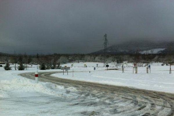 Un nouvel épisode neigeux est attendu à partir de 22h jusqu'à lundi matin