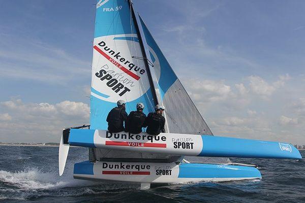 De jeunes skippers dunkerquois vont défendre les couleurs de la cité de Jean Bart au Tour de France à la voile 2016