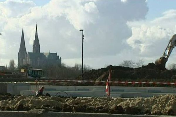 Chartres en chantier