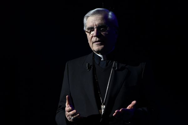 Monseigneur Di Falco est évêque de Gap depuis 2003.