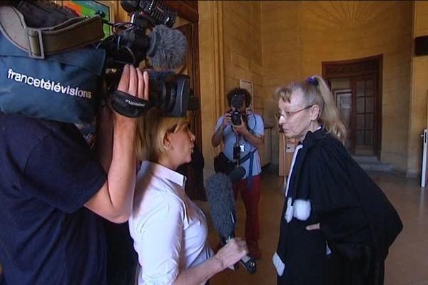 Liliane Glock, avocate de Francis Heaulme