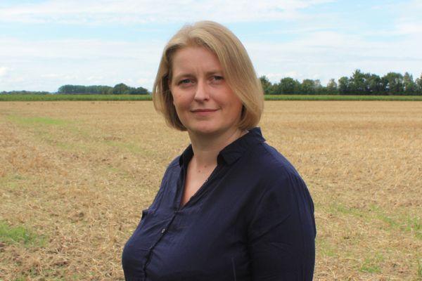 Anne-Laure Blin députée LR de la 3ème circonscription de Maine-et-Loire