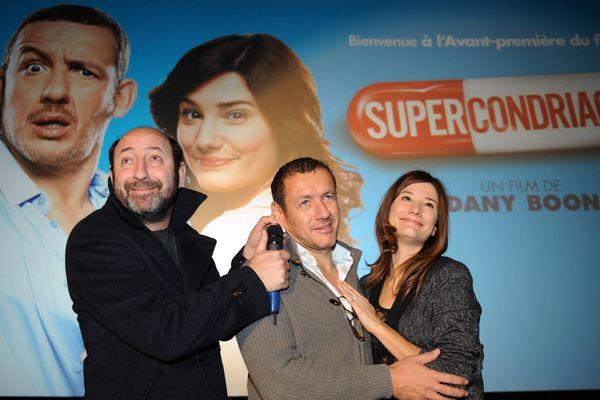 """Avec son film Supercondriaque, Dany Boon met le doigt sur une """"pathologie"""" nationale..."""