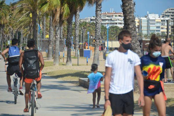 La Catalogne connaît une recrudescence de l'épidémie de coronavirus.