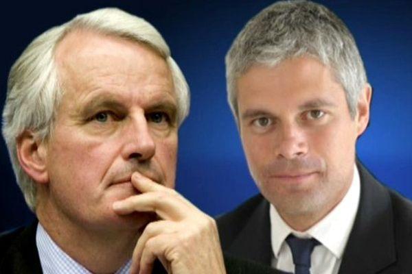 Michel Barnier ou Laurent Wauquiez ? Qui conduira la liste de la droite aux élections régionales en Auvergne Rhône-Alpes ? Les centristes de l'UDI penchent nettement pour le Savoyard Michel Barnier.