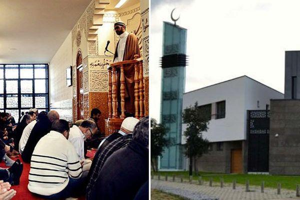 Mosquée Assalam de Nantes AIOF - Centre culturel Abdullah Al Darwish