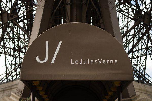 C'est le chef Frédéric Anton qui dirigera les cuisines du Jules Verne dès 2019.