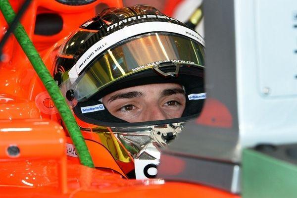 15è place pour Jules Bianchi à Melbourne