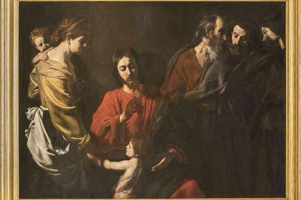 Le Christ et les enfants, de Nicolas Tournier