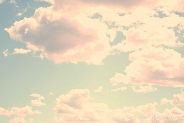 Barbe à Papa à la saveur du ciel (Sky Flavored Cotton Candy)