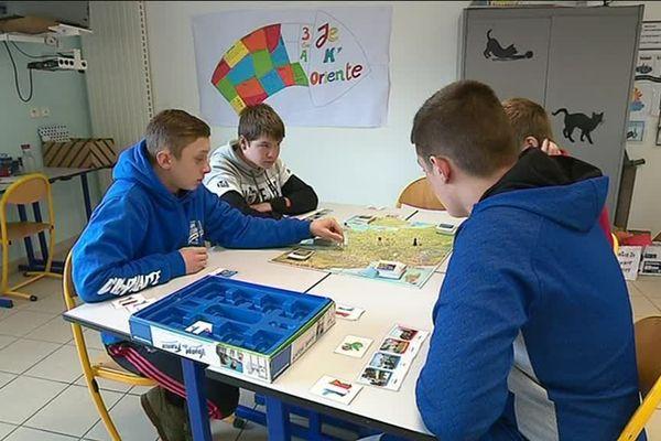 Une pédagogie individualisée, avec des élèves qui choisissent les ateliers d'apprentissage : c'est une des caractéristiques des maisons familiales rurales.