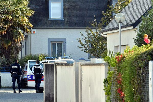 Les policiers avaient découvert le corps sans vie d'une femme à son domicile à Tarbes le 1er avril.