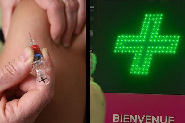 Se faire vacciner contre la grippe en pharmacie, c'est possible dans les Alpes-Maritimes.