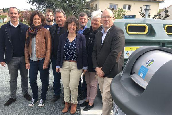 A Monflanquin, la communauté de communes a investi 2 millions d'euros pour installer le nouveau système.