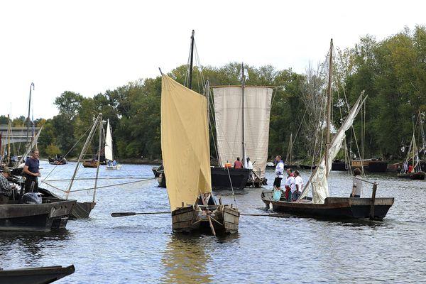 Une des belles images du Festival de Loire prise par un photographe professionnel de La République du Centre
