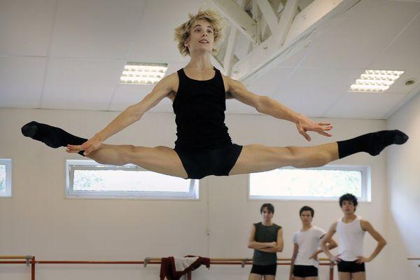 Le jeune danseur Jonathan Klein rejoint l'American Ballet Theater de New York