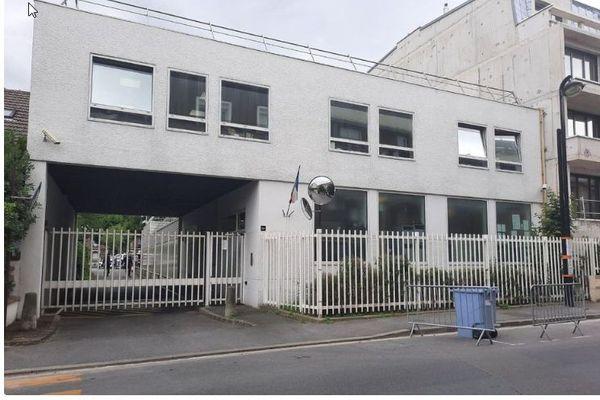 La CSI à Aulnay-sous-Bois en Seine-Saint-Denis