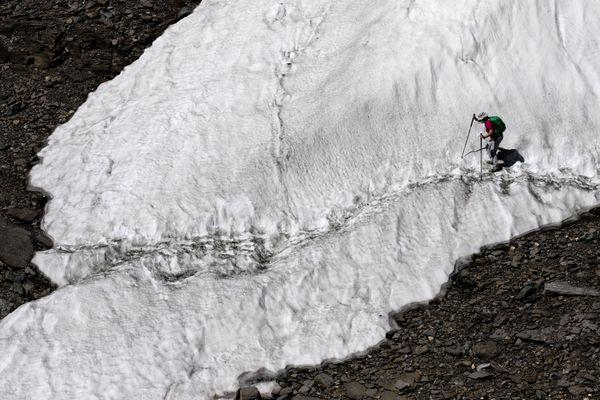 Dans le massif de la Vanoise en 2018. Photo d'illustration.