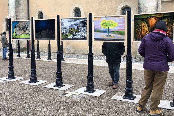 Le 23e festival photos de Montier en der se déroule du 14 au 17 novembre 2019.