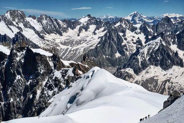 Photo d'illustration du Mont-Blanc