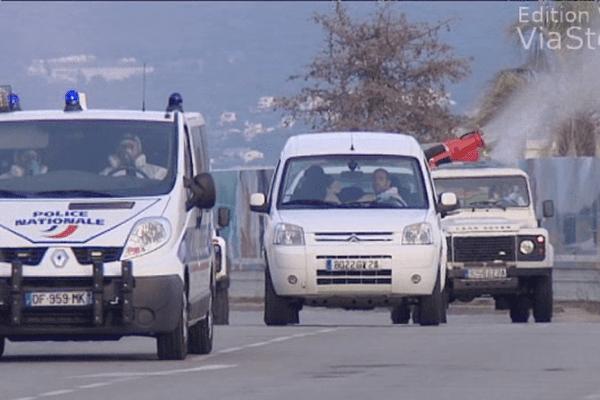 17/09/14 - Opération de démoustication à Ajaccio après un cas probable de Chikungunya