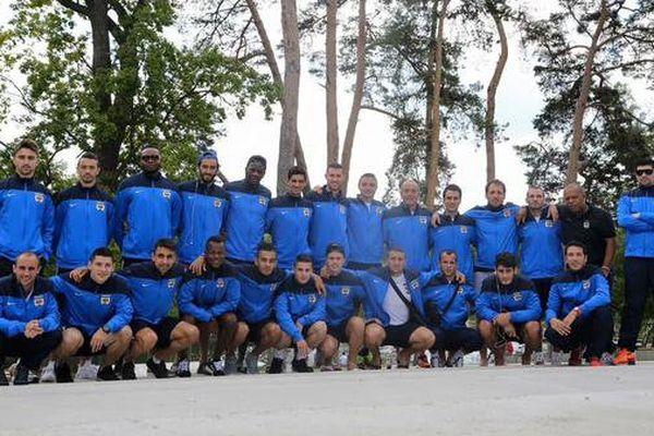 La Selecioun, l'équipe de football du Comté de Nice.
