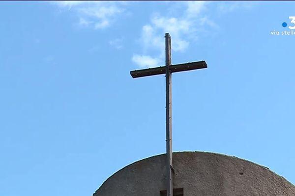 Une nouvelle église va être construite à Porticcio. Coût de l'opération : 2,7 millions d'euros.