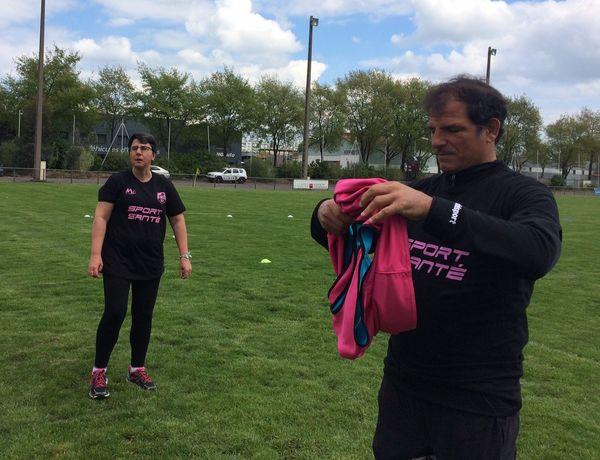 L'ancien sélectionneur de l'équipe de France de rugby à Nancy pour défendre la thérapie par le sport.
