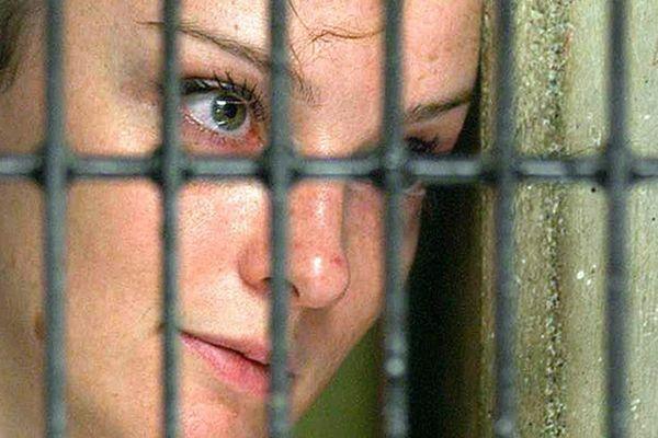 Florence Cassez en 2006.