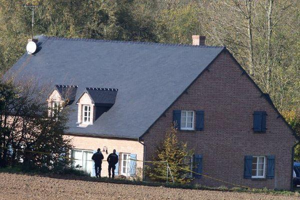 La mère de famille a grandi à Cysoing avant de déménager dans cette maison de l'Aisne avec son mari et ses enfants.