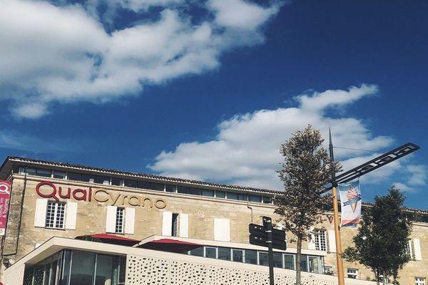 le nouveau siège de l'Interprofession des vins de Bergerac et Duras -IVBD - quai Cyrano à Bergerac