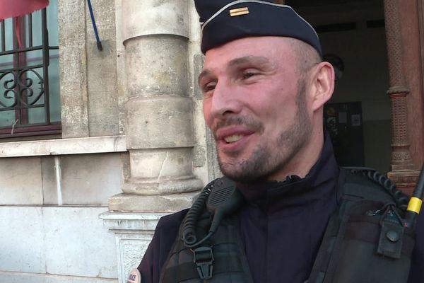 Brigadier Nicolas