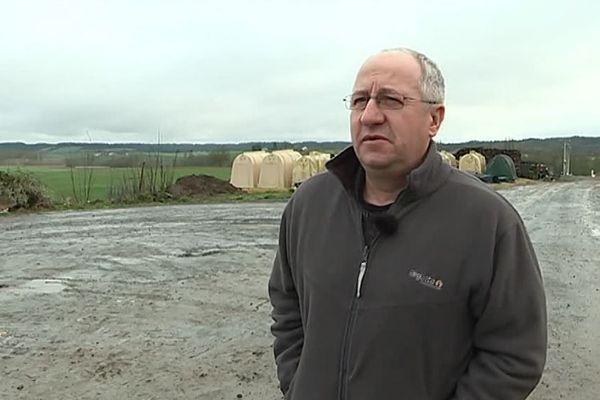 Après 34 ans passés aux Fonderies du Poitou, Christian Baudichaud est parti en octobre dernier pour raisons de santé. Il est malade depuis 2015 des suites de l'exposition à l'amiante.