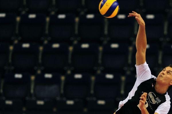 Mitar Tzourits a été recruté comme joker médical par le Stade Poitevin Volley.