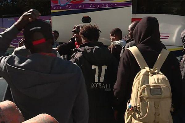 L'écrasante majorité des jeunes migrants isolés sont des hommes, âgés entre 15 et 20 ans.