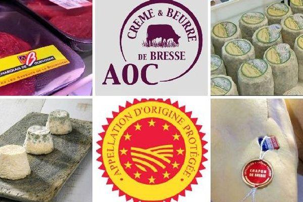 Les sept AOP (appellation d'origine protégée) de Saône-et-Loire participent au SIRHA 2015 (Salon international de la restauration, de l'hôtellerie et de l'alimentation) à Lyon.