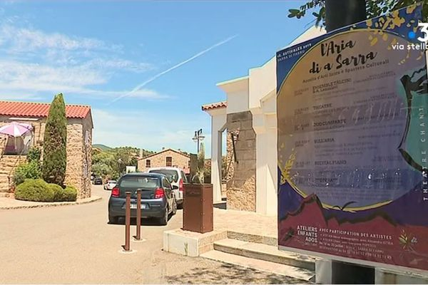Le festival L'Aria di a Sarra débute le 20 juillet prochain à Serra-di-Ferro.