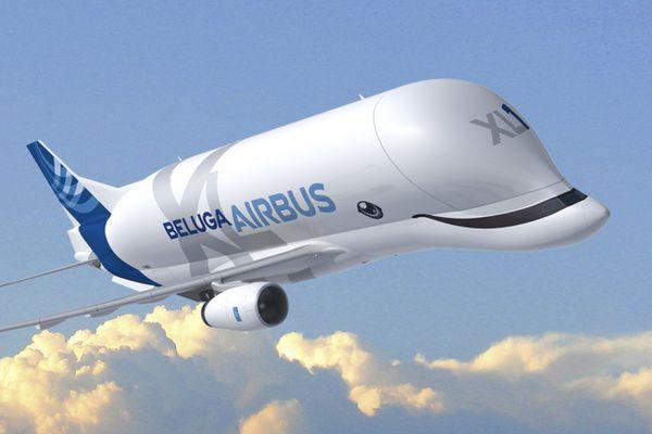 Le BelugaXL marquera, entre 2019 et 2020, le retour du Beluga à Nantes.