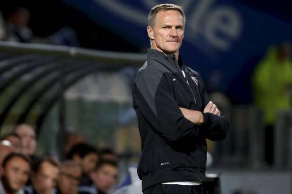 Albert Cartier, nouvel entraîneur du FC SM