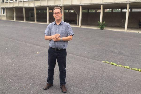Jacques Girard - directeur de l'école Espérance Banlieue REIMS